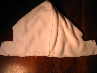Sew the Two Hat Pairs Together.