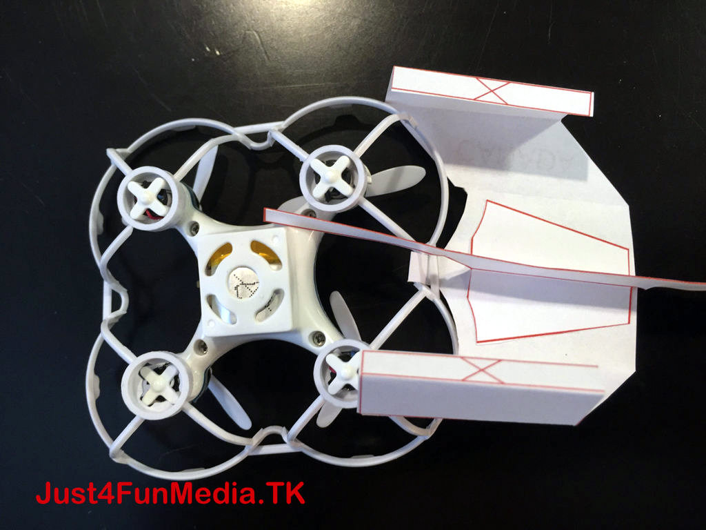 Picture of **Insert Quadcopter Here** :-)