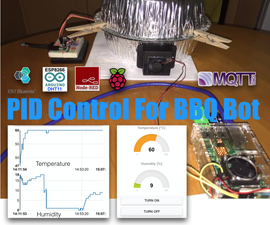 PID Control For BBQ Bot
