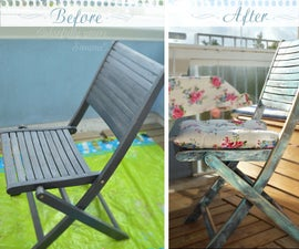 How to give your furniture an old look