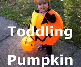 Toddling Pumpkin