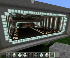 Minecraft Star Destroyer - Hangars