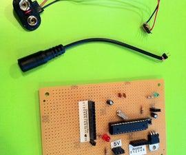 Arduino controller DIY