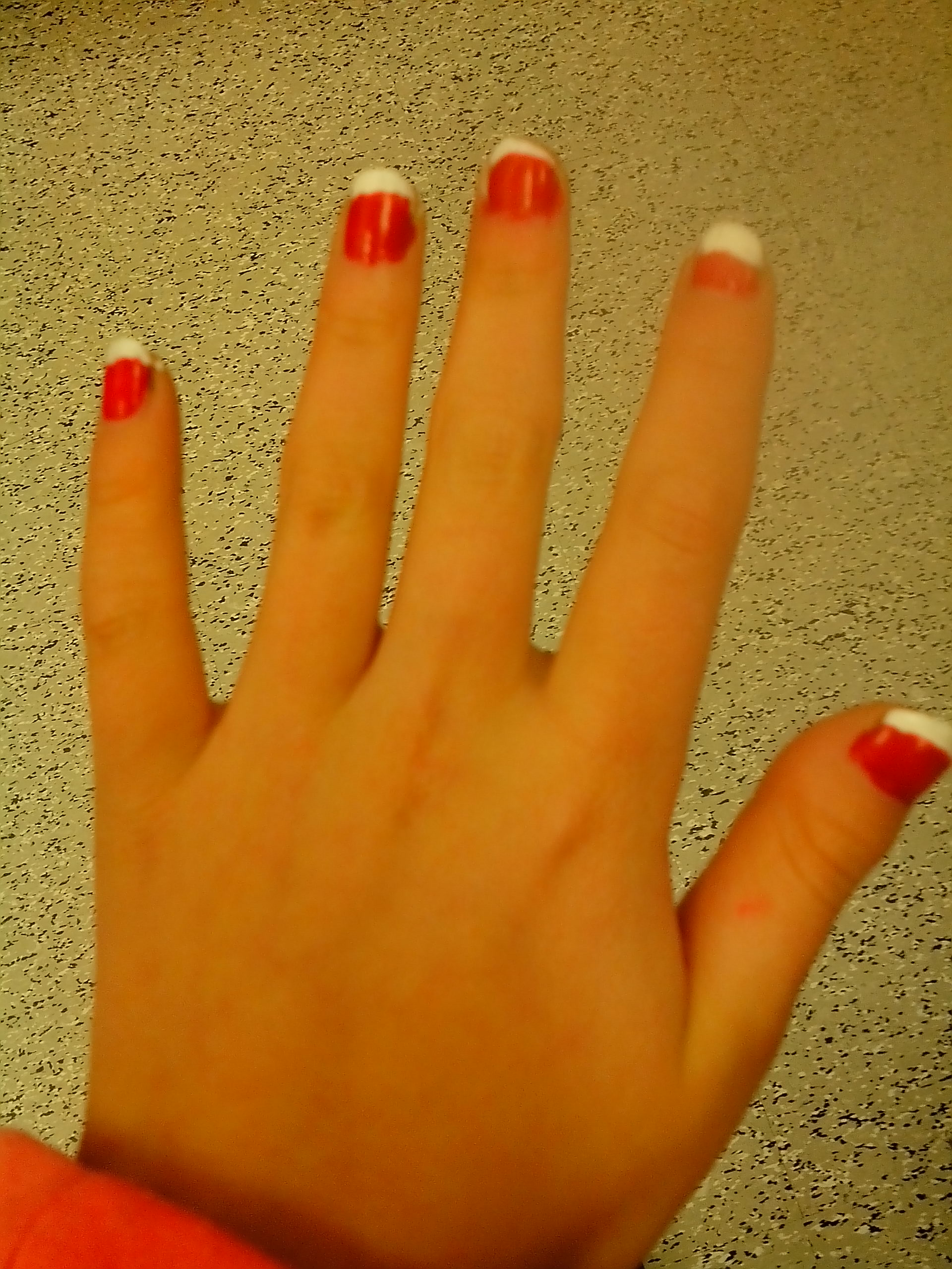 Picture of Valentine Nail Art