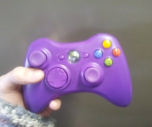 Replacing the Case of an Xbox 360 Controller