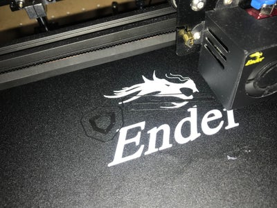 Begin the Print