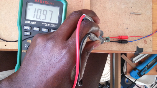 Solder and Testing