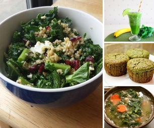 Trick Your Taste Buds to Love Kale