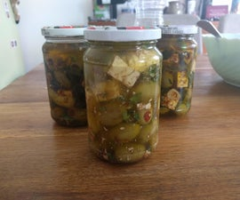 Pickles Upgrade - It's All About (essential) Oil
