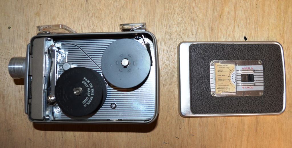 Picture of Getting Started - the 8mm Brownie