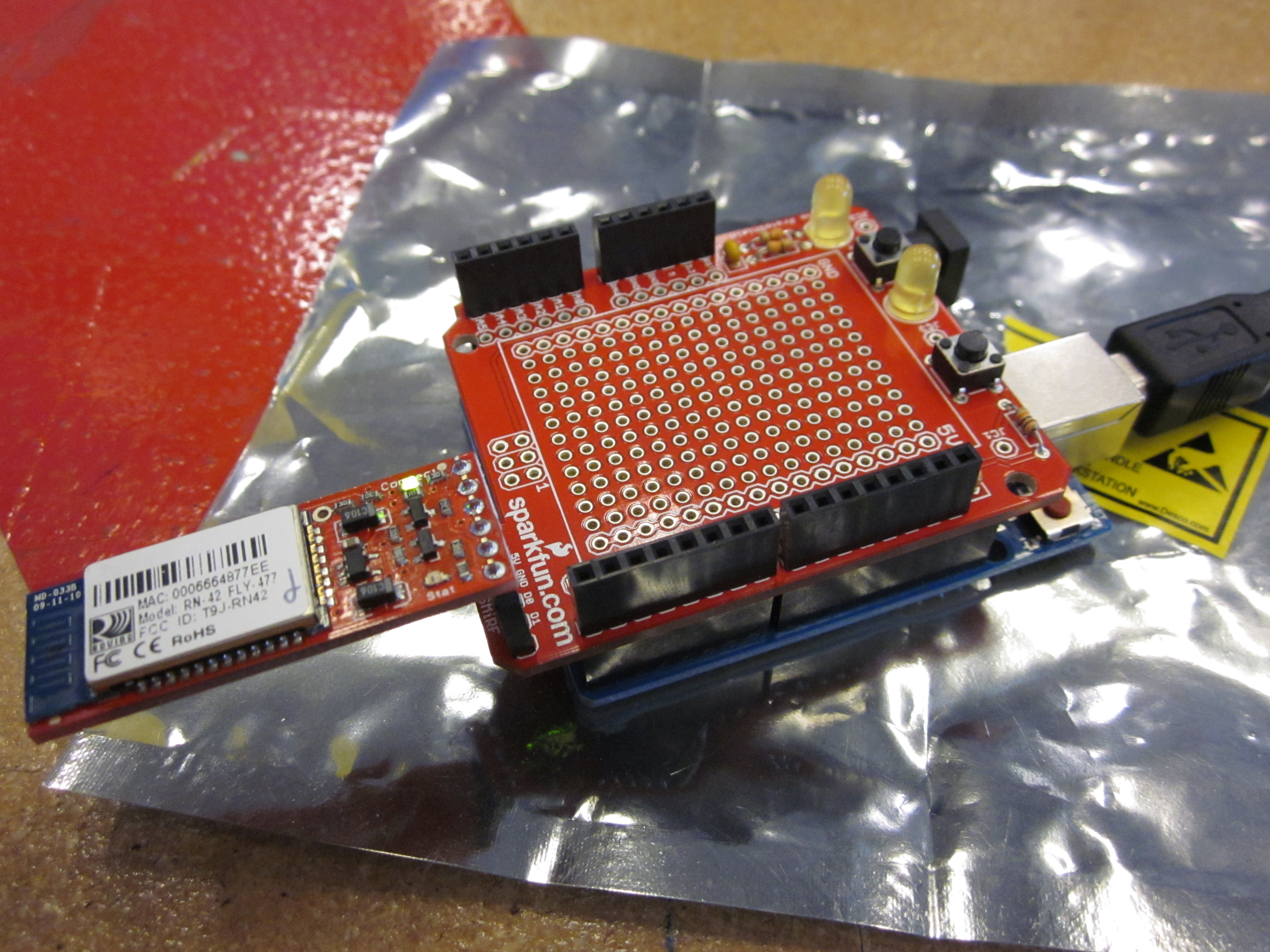 Arduino Bluetooth Serial Connections! - I Made It at