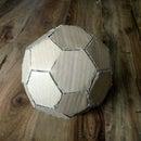 Cardboard Ball