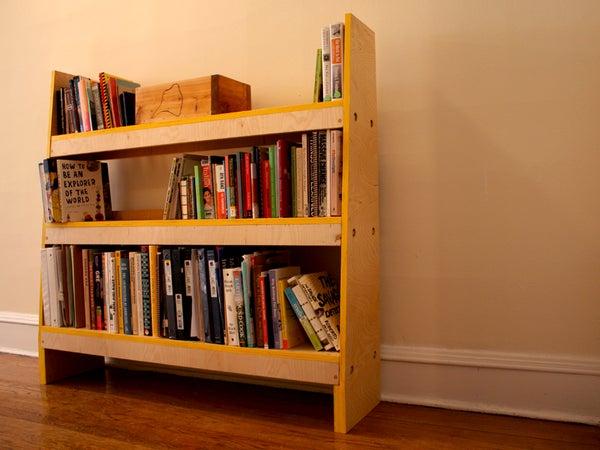 Knock-Down Shelves