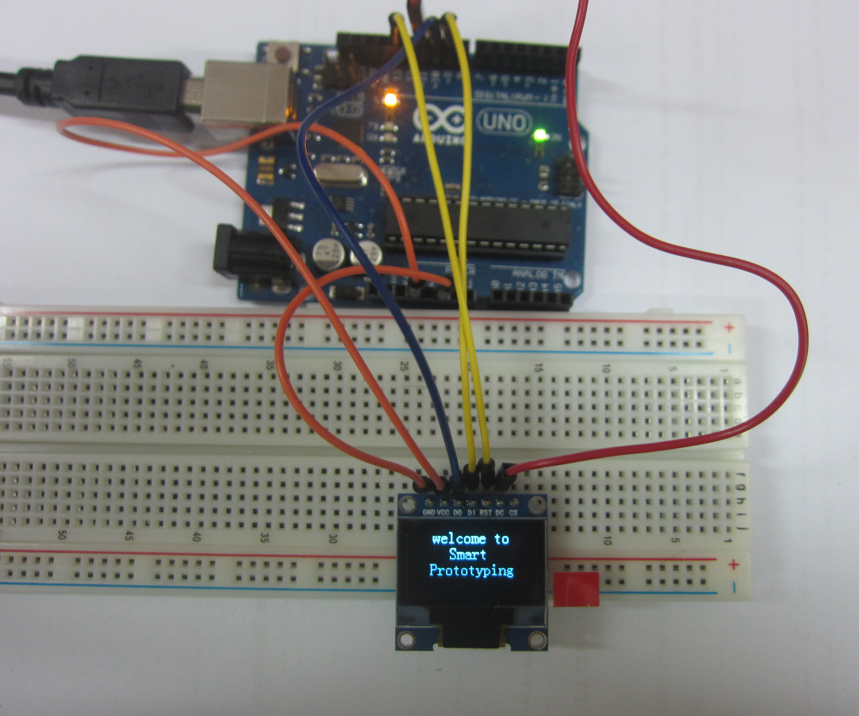 How to Use OLED Display Arduino Module: 7 Steps