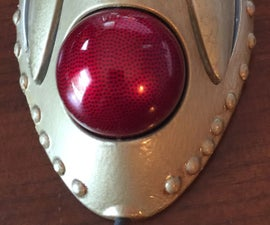 Steampunk Trackball Mouse