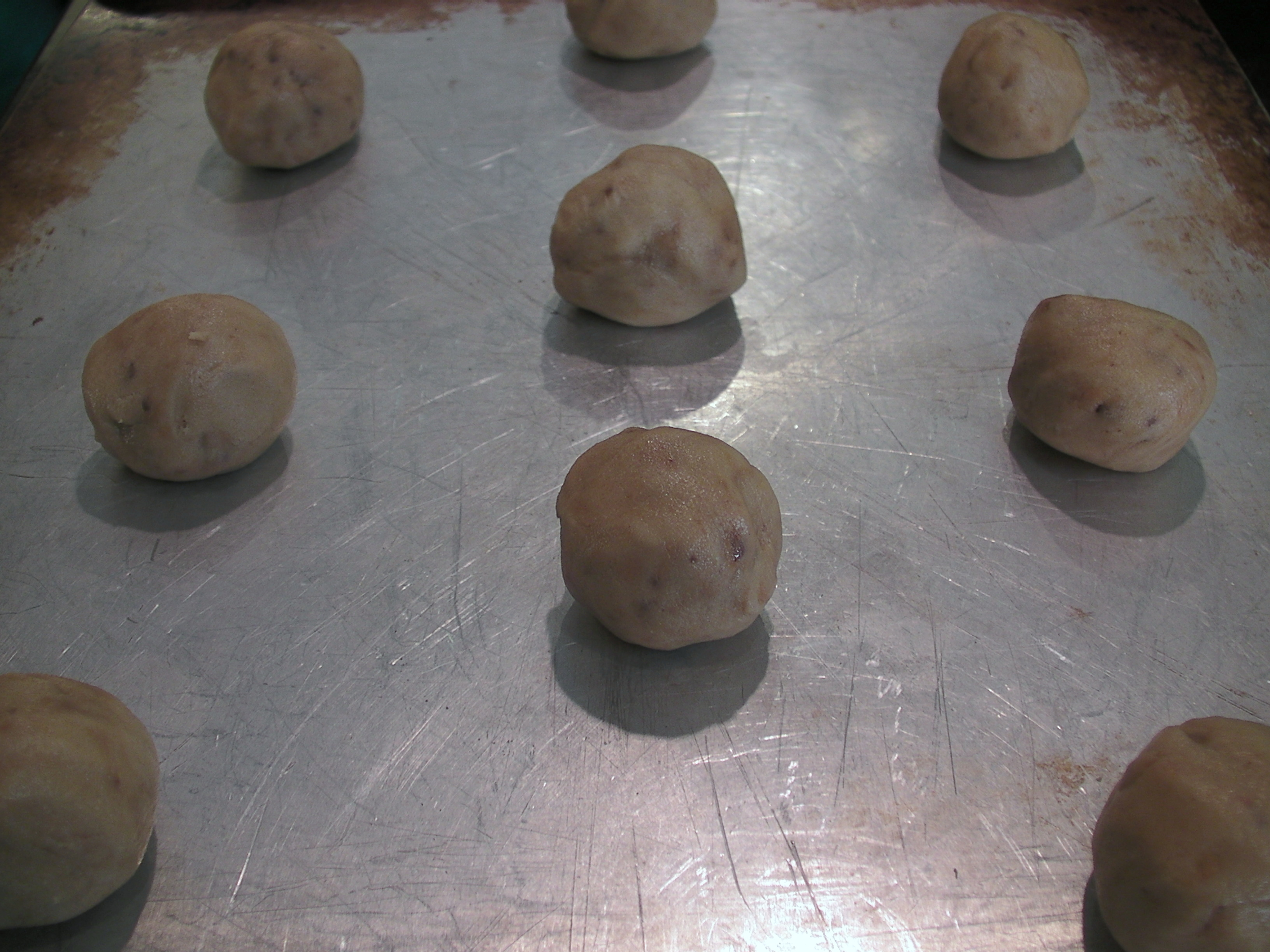 Picture of Crumbled Peanut Butter Cup's - Baked In