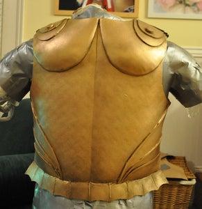 Foam Breastplate