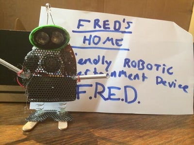 FRED the Robot