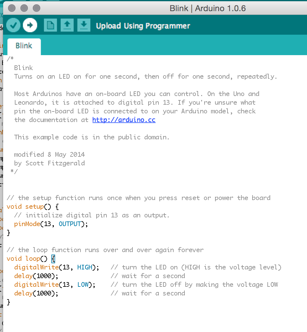 Picture of Set Up the Arduino IDE