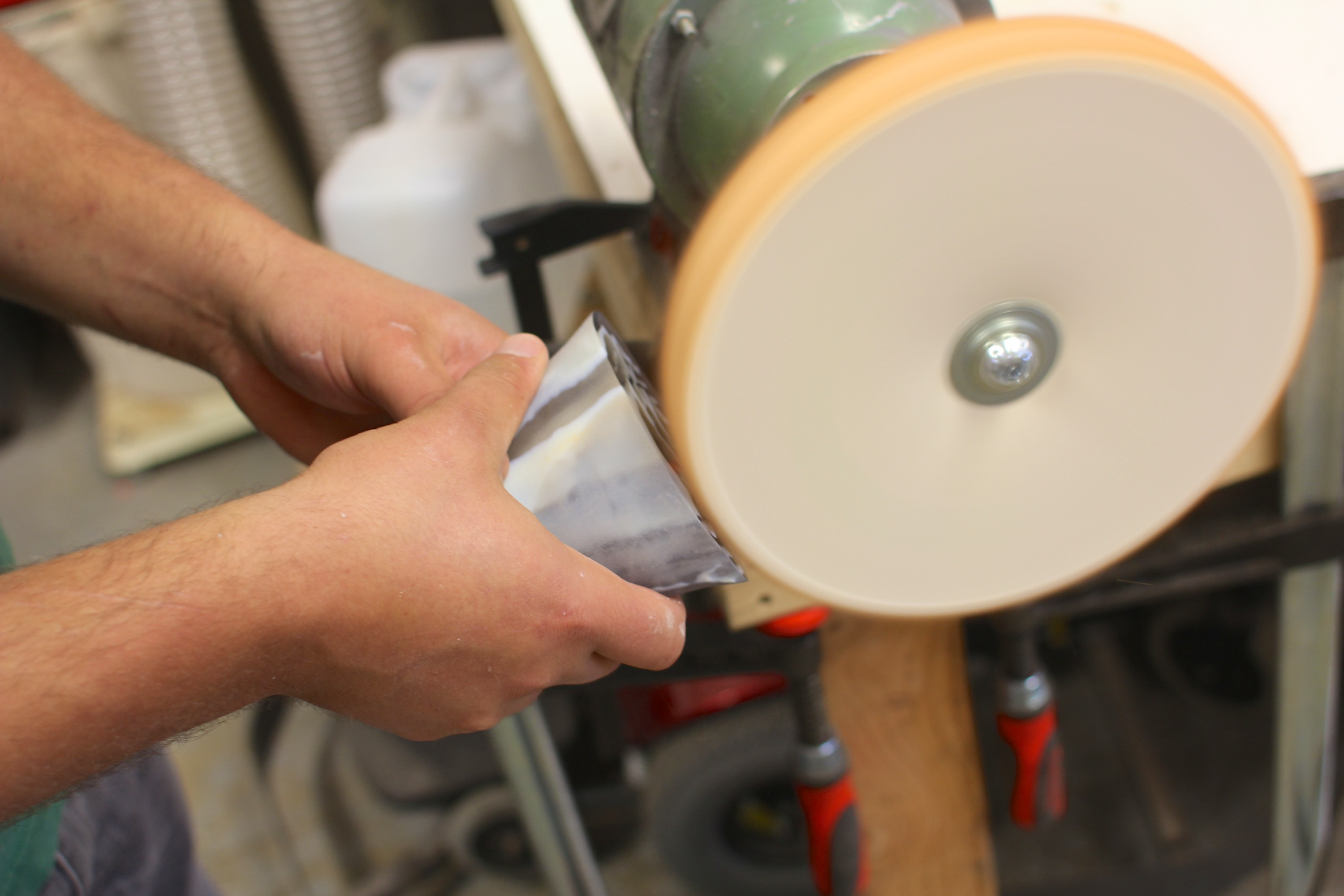 Picture of Buffing Wheel - Tripoli