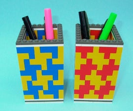 Lego Penci Holder