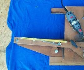 Introduction: Oscillating Tool Saw Blade Sharpener.