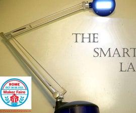 "A ""comfortable"" smart lamp"