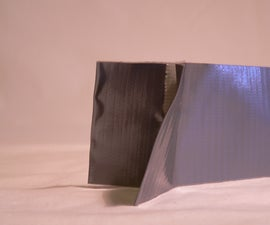 Glowing Duct Tape