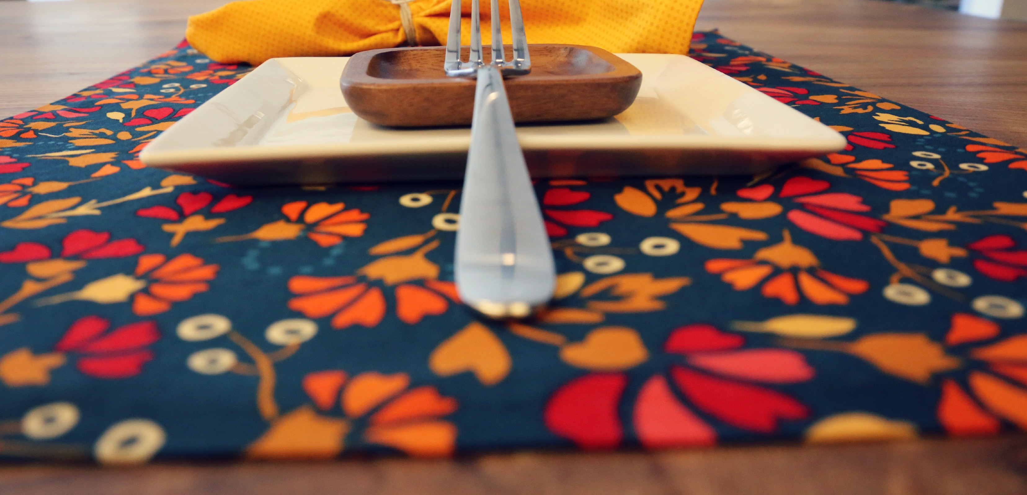 Picture of No-Sew Placemats