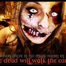 Living Dead Girl Photo Edit
