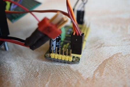 Tank Electronics Part 2: Power and Servos