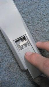 TV Remote Safe
