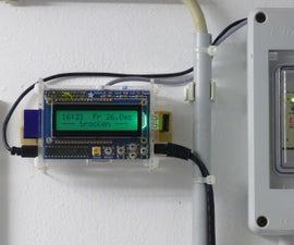 Raspberry Pi Water Alarm System