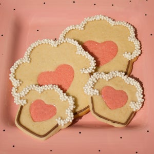 Cookies With Heart