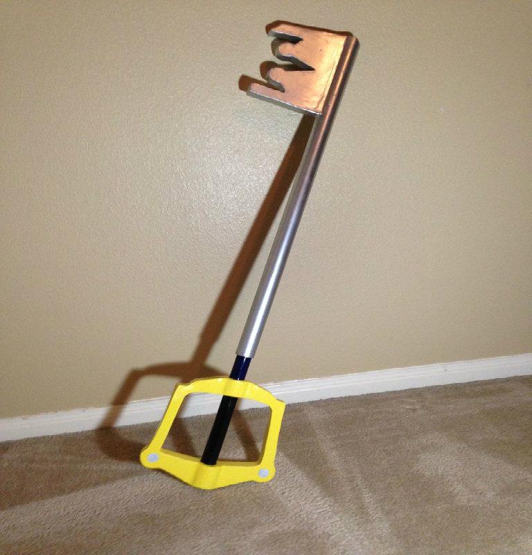 Picture of Kingdom Hearts - Kingdom Key Keyblade