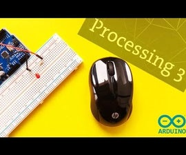 Arduino Processing - Serial Communication and Processing