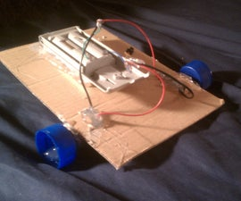 The Simplest, House Hold Objects, Robot!