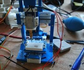 Full 3D Printed Mini CNC