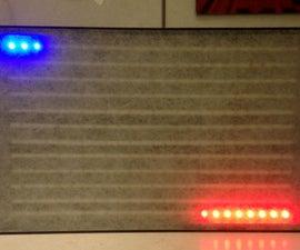 Low Resolution Arduino LED Clock