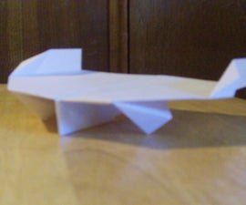 How to Make the Scorpion Rocket-Powered Paper Airplane