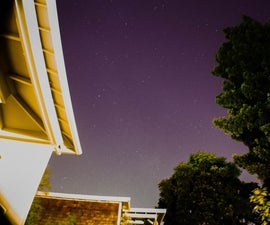 Milky way photography in light pollution is possible!