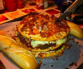The Ultimate Burger!