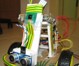Build your Internet Controlled Video-Streaming Robot with Arduino and Raspberry Pi