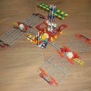 K'nex ISS International Space Station