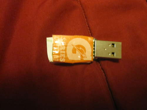 Picture of GATORADE FLASH DRIVE
