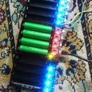 DIY 18650 Lithium Ion Cells Charging Grid