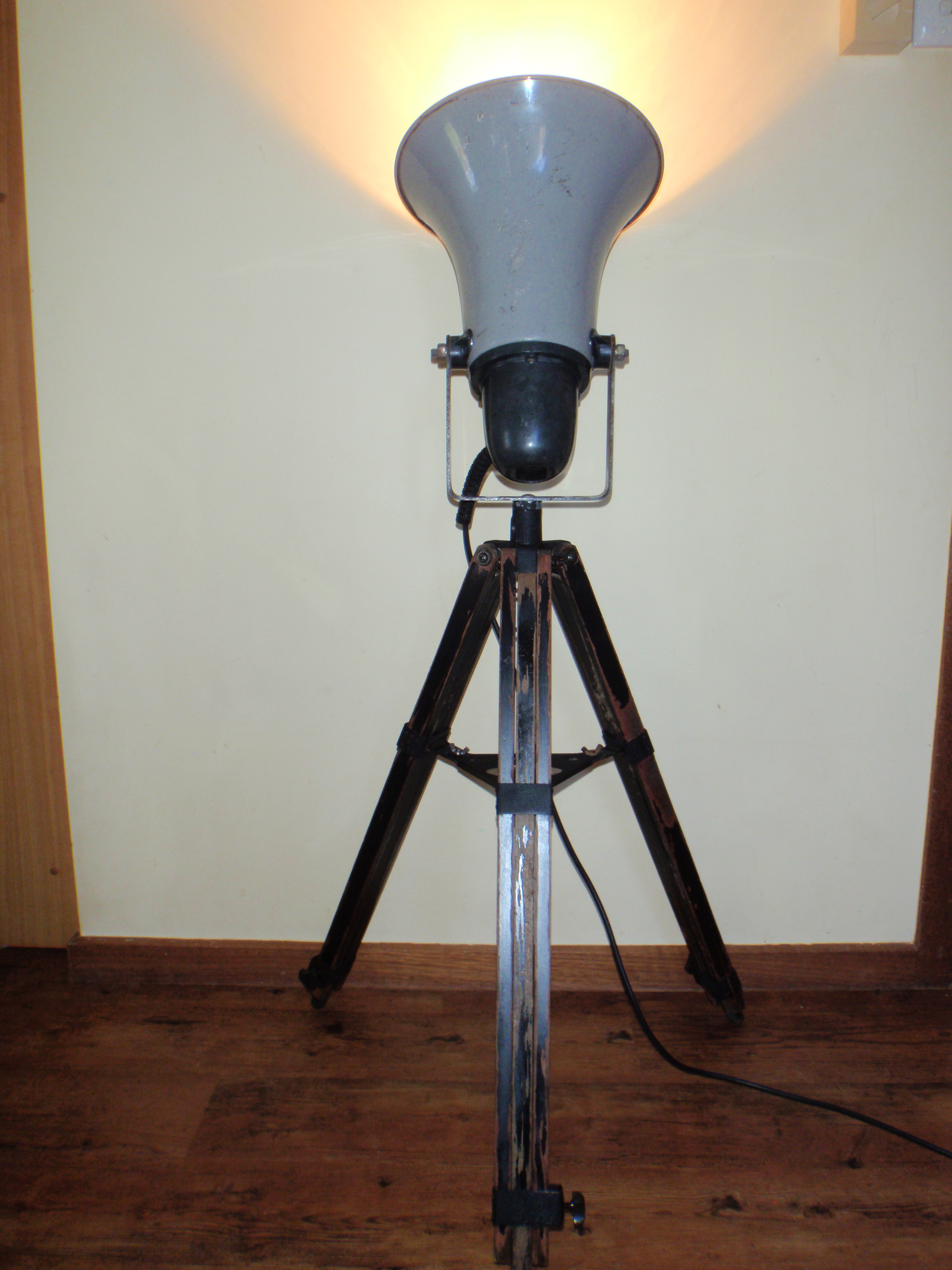 Picture of Junk Yard Lamp