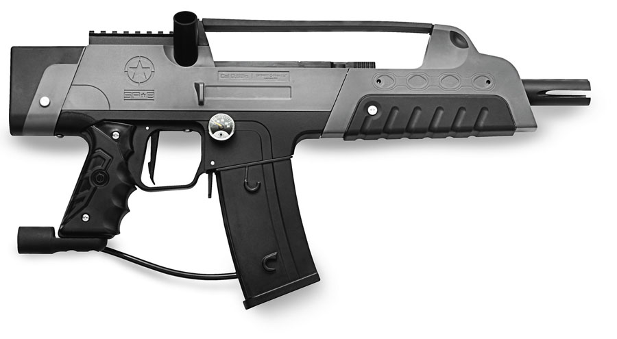 Picture of T.A.R- Knex Tactical Assault Rifle