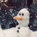 2-Minute Faux Snow!