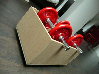 Dumbbells Box